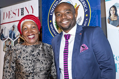 54 (USEmbassySA) Tags: destiny magazine man alumni powerof40 dinner networking ivlp techwomen