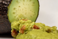 "Guacamole dip HMM (Millie Cruz * ""On and Off-Busy"") Tags: guacamole avocado tomatoe crust green healthy food fruit macromondays condiment macro dip"