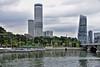 Waterfront Stepped Plazas (chooyutshing) Tags: waterfrontsteppedplazas elizabethwalk esplanadepark singaporeriver singapore