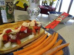 Delicious Tuna Flavor (tunacarp) Tags: hotdog condiments