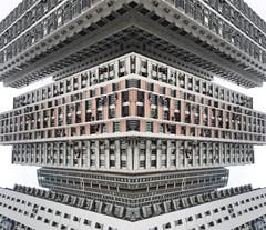 Hong Kong skyscrapers (p.bjork) Tags: