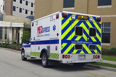 MedExpress_1670 (pluto665) Tags: ambulance ems emt emergency medical services paramedic private