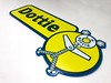 LH Dottie Acrylic Plaque (2/90 Sign Systems) Tags: 290 sign signs signage systems wayfinding facility modular 290signsolutions arcylic d2s direct print dottie