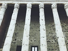 Ancient Roman period columns (Strunkin) Tags: rome italy ancient columns