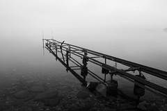 Loch Lomond (eastiebeastie) Tags: loch lomond scotland long exposure black white