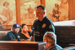 20180412-CJTipACop-LAPD-Devonshire-Server-JDS_6622 (Special Olympics Southern California) Tags: athletes claimjumper devonshire giving lapd letr northridge restaurant socal specialolympics specialolympicssoutherncalifornia tipacop fundraiser