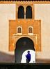 Spain: Granada, the Alhambra (Henk Binnendijk) Tags: alhambra spain spanje españa granada andalucia andalucía andalusia palace fortress yusufi arabic muslimart moslemkunst nasrid reconquista ferdinandandisabella qalatalhamra dwwg