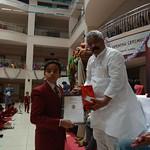 BEST THOUGHT PRESENTOR OF SGIS AWARD ~ 2017-18 -  Senior