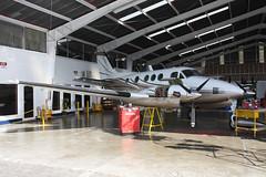YS-100P Beech 65-E90 King Air (pslg05896) Tags: ys100p beech beechcraft kingair gua mggt guatemalacity laaurora
