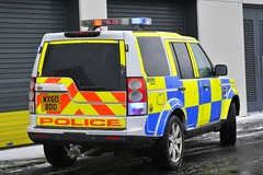 WX60 BDO (S11 AUN) Tags: avon somerset police land rover discovery disco4 tdv6 4x4 anpr traffic car rpu roads policing unit 999 emergency vehicle triforce armed response fsu firearms support wx60bdo