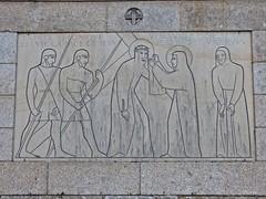 Station VI, Mémorial de la Grande Guerre...Sainte Anne d'Auray (pierete ..(*_^)..) Tags: