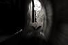 Hsipaw-Mandalay. Myanmar (Igorza76) Tags: myanmar república unión birmania republic union burma asia sudeste asiático southeast hsipaw thibaw သီပေါ သီႇပေႃႉ shan state estado mandalay gokteik gohteik viaduct bridge puente train tren ferrocarril railroad railway ဂုတ်ထိပ်တံတား tunel tunnel blanco negro zuri beltz baltz black white bw bn zb blackandwhite blackandwhitephoto contraluz backlight fuji xt10 2017 oporrak