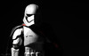Captain Phasma (Thieu | Photography) Tags: tabletop portrait captainphasma deathstar toys clonetroopers canon light 5d4 studio stormtrooper dark 5dmarkiv starwars profoto darkside 5div stormtroopers lightroom