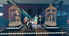 The Whiskey A Go Go (brie hinterland) Tags: dancing sl meshavi band