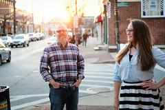 Rachel & Dave (30) (Brian Isemann) Tags: the creamery baltimore hampden fuji xt2 xt20 engagement