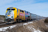 Via 914W, Via 73 (Joseph Bishop) Tags: via p42 ge canada150 trains train track tracks railfan railroad railway rail rails 914 t cndundassubdivision brantford
