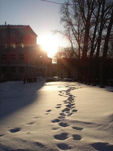 В марте ©  ayampolsky