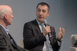 Karl-Heinz Meier-Braun, Cem Özdemir