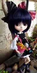 Rosalind (Lunalila1) Tags: doll groove blue wig handmade outfit rosalind princess