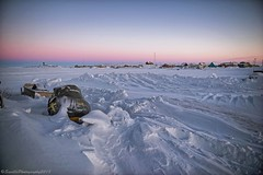 Z01_6109s (savillent) Tags: tuktoyaktuk northwest territories nwt nt canada arctic north snow ice deep freeze travel landscape skies climate photography saville winter march 2018