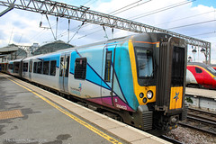 Transpennine Express 350403 (Mike McNiven) Tags: first transpennine express manchester piccadilly airport glasgow central emu electric mutipleunit
