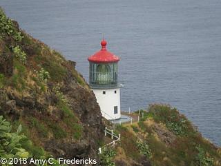 Honolulu HI - Makapu'u Lighthouse