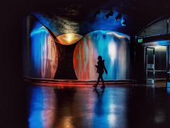 (andersåkerblom) Tags: stphotographia woman colors walking silhouette streetlife streetphotography streetphoto street