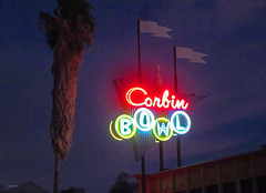 Cool Neon (BudCat14/Ross) Tags: neon california signs sanfernandovalley bowl