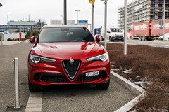 Stelvio Q4 (jansupercars) Tags: germany supercars suv cars swiss car alfaromeo alfa stelvio stelvioq4 spotted 2018 retroclassics autogespot automotive carphotgraphy carpictures blacklist lovecars