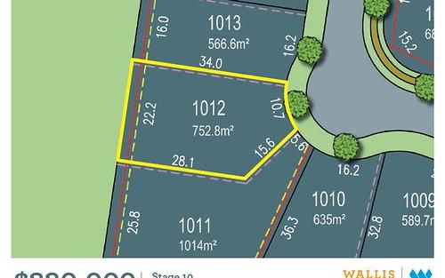 Lot 1012, Sorbus Way, Gillieston Heights NSW