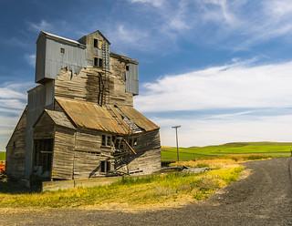 Abandoned Granary, The Palouse