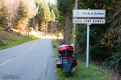 Col de la Quillane (DOCESMAN) Tags: moto bike motor motorcycle motorrad motorcykel moottoripyörä motorkerékpár motocykel mototsikl honda nt700v ntv700 deauville docesman danidoces pirineos pyrenees francia france puerto route routedescols