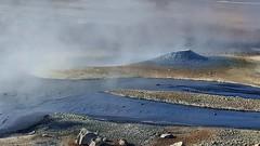 Namafjall, boiling mud and suphurous gas
