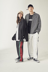09 (GVG STORE) Tags: bsrabbit unisex unisexcasual streetwear streetstyle streetfashion coordination casual gvg gvgstore gvgshop couplelook coupleitem