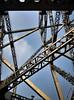 Rivets (saurabh_biswas) Tags: sky bridge kolkata howrah metal steel rivets beam cloud