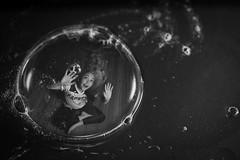 Can You Imagine? 086/365 (Watermarq Design) Tags: justforfun composite blackandwhite bubble bubbles imagine 365project