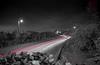light trails (Nick Frantzeskakis) Tags: trails light long exposure black red lines night street lighttrails dark