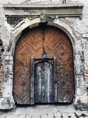 (Claudio Marcon) Tags: puertas decay doors slovakia bratislava