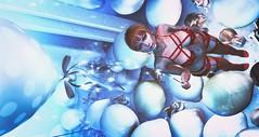 99 Luftbalons (clau.dagger) Tags: belleepoque lingerie kinky nantra bento balloon poses theliaisoncollaborative milkmotion building uber secondlife fashion decor tram insol catwa maitreya hive halfdeer anc