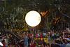 Bad Moon on the Rise (BKHagar *Kim*) Tags: bkhagar mardigras neworleans nola la parade celebration people crowd beads outdoor street napoleon uptown aireffects skytracker light lights confetti bacchus kreweofbacchus
