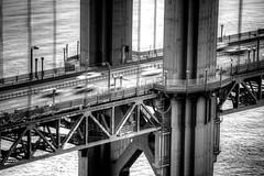 Golden Gate (SPP - Photography) Tags: tamronsp70200mmf28divcusdg2 tamron costal bridge pacificocean city cityscape canon canon6d 6d coastline ocean monochrome blackwhite eos6d blackandwhite coast goldengatebridge costline california ruggedcoast pacificcoast sanfrancisco