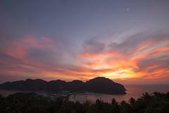 Mirador Phi phi island viewpoint (Ál Men-chez) Tags: tailandia koh phi viewpoint island ocaso color