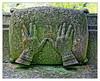 Le coussin frappé d'effroi (Jean-Marie Lison) Tags: dieweg uccle cimetière bruxelles tombe sculpture