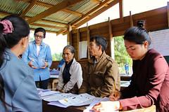 Training local communities
