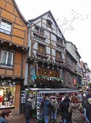 2017.12.27.023 COLMAR (alainmichot93 (Bonjour à tous - Hello everyone)) Tags: 2017 france europe ue alsace basrhin grandest colmar architecture