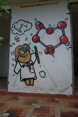 "Maison Ti Jack... (""La vadrouille dominicale"") Tags: graffiti streetart art street gouzou jace gouzoujacestreetartgraffiti urbex 974 ile de la reunion domtom dom tom iledelareunion island abandon decay"