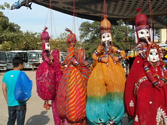 jaipur puppets (2) (kexi) Tags: jaipur rajasthan india asia puppets folk art puppetry colors samsung wb690 february 2017 variety instantfave
