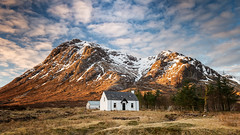Buachaille Etive Mor in the morning light (akh1981) Tags: amateurphotography sunrise sky snow scotland highlands clouds calm countryside beautiful nikon nisi nature nisifilters manfrotto mountains morning travel trees tranquil wideangle walking uk landscape valley glencoe fells