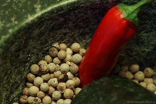Hot Chili & Pepper - HMM
