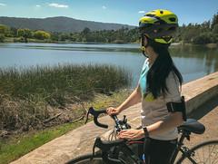 Los Gatos Creek Trail (flrent) Tags: los gatos creek trail bike ride lake south bay san jose sj california